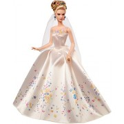 Princesas Disney - Muñeca Cenicienta boda real (Mattel CGT55)