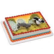 Kung Fu Panda 2 Kaboom of Doom Cake Topper Party Supplies