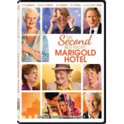 The Second Best Exotic Marigold Hotel DVD 2015