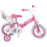 Bicicleta copii Toimsa Minnie Mouse Club House 12""
