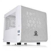 Thermal registrammo CA-1B8-00S6WN-01 Core V1 Mini-ITX Snow Edition PC-contenitore bianco