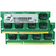 G.Skill 8GB DDR3-1333 SQ MAC 8GB DDR3 1333MHz memoria