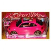 Mattel Barbie Volkswagen The Beetle Doll Pinktastic! Vw 2014