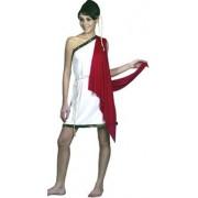 TOGA greek roman GODDESS venus FANCY DRESS 10 12 14 (disfraz)