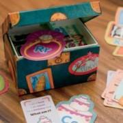 Joc Alfabetul - Cufarul bunicii