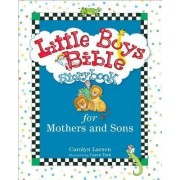 Little Boys Bible Storybook for Mothers and Sons by Carolyn Larsen