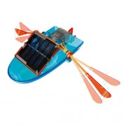 Solar Powered Boat Toy by Science Time