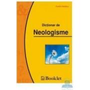 Dictionar de neologisme - Aurelia Nedelcu