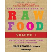 The Complete Book Of Raw Food 2nd Ed by Julie Rodwell