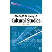 Chris Barker The Sage Dictionary of Cultural Studies: v. 1
