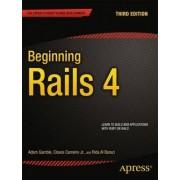 Beginning Rails 4 2013 by Adam Gamble