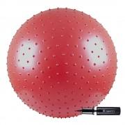 Гимнастическа масажна топка 75cm