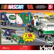 KNEX NASCAR Building Set: #88 Amp Energy Transporter Rig