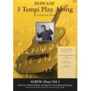 Album Vol. I (Easy) for Guitar and Guitar Accompaniment by Hal Leonard Publishing Corporation
