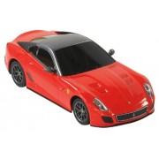 Jamara 404110 - Ferrari 599 GTO Veicolo, Scala 1:24, Rosso