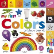 My First Colors by DK Publishing