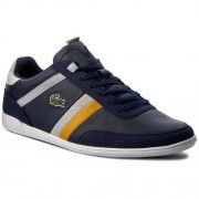 Sneakersy LACOSTE - Giron 117 1 Cam 7-33CAM1030003 Nvy