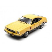 Greenlight GREEN12889 FORD MUSTANG II STALLION 1976 YELLOW/BLACK 1:18 Modellino