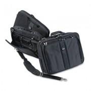 """Contour Pro 17"""" Laptop Carrying Case, Nylon, 17-1/2 X 8-1/2 X 13, Black"""
