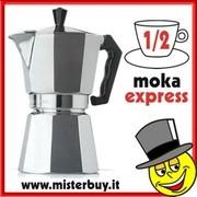 MOKA ESPRESSO CAFFETTIERA ESPRESSO MEZZA TAZZA