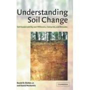 Understanding Soil Change by Jr. Daniel D. Richter
