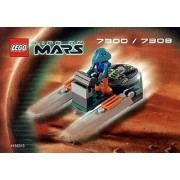 Lego Life on Mars Set #7308 Double Hover