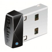 D-Link DWA-121 Wireless N 150 PICO USB Adapter (Black)