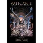 Vatican II by Fr. Matthew L. Lamb