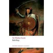 Rob Roy by Sir Walter Scott