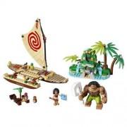 Lego Disney Princess 41150 Oceaniczna podróż Vaiany - Gwarancja terminu lub 50 zł! BEZPŁATNY ODBIÓR: WROCŁAW!