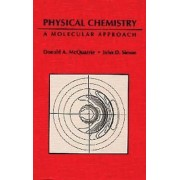 Physical Chemistry by Donald A. McQuarrie