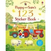 Farmyard Tales 123 Sticker Book by Rachel Wilkie