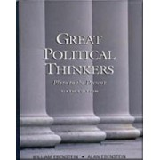 Great Political Thinkers by William Ebenstein