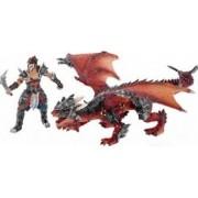 Figurina Schleich Warrior With Dragon