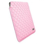 Krusell Avenyn Tablet Pouch for iPad Air/Pad 4/iPad 2/ and other 10-Inch Tablets Pink (71261)