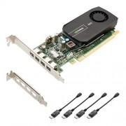 VC, PNY NVS510, 2GB GDDR3, 128bit, PCI-E 2.0 (VCNVS510DP-PB)