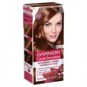 GARNIER Color Sensation farba do włosów 6.35 Szykowny jasny kasztan