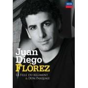 Juan Diego Florez - La Fille Du Regiment / Don Pasquale (0044007432877) (3 DVD)