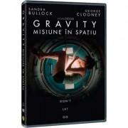 Gravity: Sandra Bullock,George Clooney - Gravity-Misiune in spatiu (DVD)