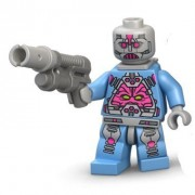LEGO TMNT - THE KRAANG in EXO-SUIT Minifigure - Teenage Mutant Ninja Turtles by TNMT