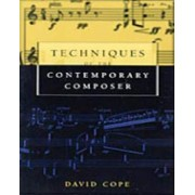 Techniques of the Contemporary Composer by Jerry Lee Ford