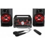 Sistem Audio Akai Karaoke KS5500-BT, CD/MP3 Player, Bluetooh, NFC