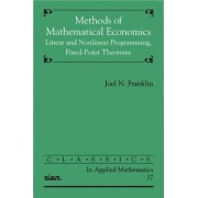 Methods of Mathematical Economics by Joel Nick Franklin