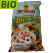 Fulgi cereale cu fructe (muesli) BIO - 500 g