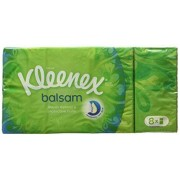 Kleenex Fazzoletti Balsam [12 x 8 pacchetti]