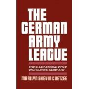 The German Army League by Marilyn Shevin Coetzee