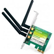 Placa de retea TP-Link PCI Express Wireless N dual band TL-WDN48