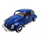 Burago - 12029 bl - Volkswagen - Kafer Beetle - 1955 - 1/18 Scala