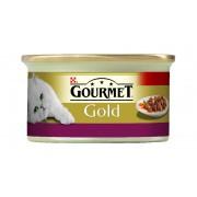Gourmet Gold - Gravy cu pui&ficat - 85g