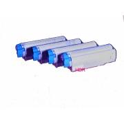 1 Satz Toner Kartuschen kompatibel passend f. OKI C-5550 , OKI C-5800 , C-5800n , C-5800dn , C-5900 , C-5900n , C-5900dn , C-5900dtn , C-5900cdtn